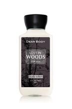 Pocket bottles deep moisturizing series 88ml body lotion cream for men