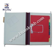 Hanging Files, Divider Files, Plastic Suspension File (BLY8 - 0475 PP)