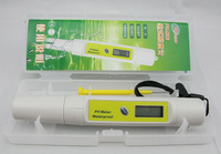 waterproof ph meter/pen PH meter/digital pocket potable pH meter 0-14 ph 281