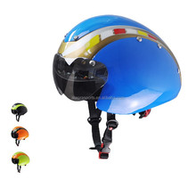 popular bike gear with CE, time trial protective bicycle helmet,TT track biking helmet