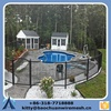 2015 temporary swimming pool fence/galvanized pool fence/ swimming pool safety fence
