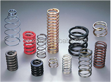 China manufacturer customized galvanized hair clip spring