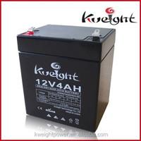 12v UPS battery 12v 4ah solar battery lead acid battery China manufucturer