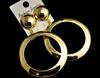 fashion circle gold earring, dubai gold jewelry earring(swtaa895)