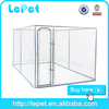 dog kennel cage/large steel dog cage/commercial dog cage