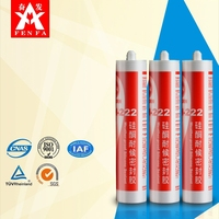 Multi-purpose adhesive silicone sealant SM-222