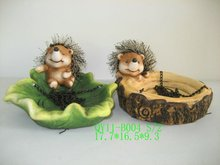 Hedgehog decoration for 2012 QY11- B004