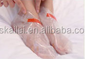 GMPC factory OEM pure milky foot mask