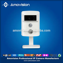 QF501IE and mobile phone view camera with motion detection audio email alarm video security cam