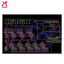 Automotive electronic pcb circuit board copy prototype design development service