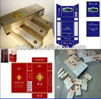 custom paper cigarette packs