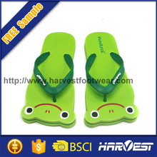 wholesale custom children cartoon flip flop slipper