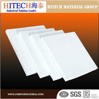 low heat conductivity ceramic insulation board for furnace lining materials