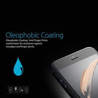 Hot Selling Premium 9H 2.5D Tempered Glass Screen Protector for iPhone 5 Tempered Glass