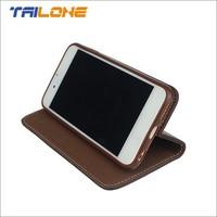 Leather flip case design for men