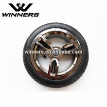 10 baby pulgadas de la rueda del triciclo 255x55