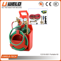 Portable Cutting Kit Welding Cutting Set Welding Cutting Outfit