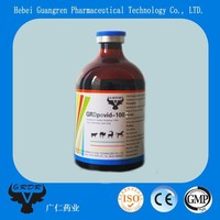 Povidone Iodine Solution 10% antiseptic disinfectant/sanitizer for poultry farm