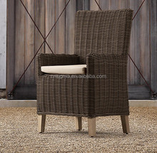 2015 Sigma classic royal modern rattan outdoor armchairs