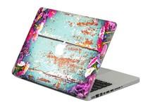 Pink flower Vinyl Decal Sticker For Apple MacBook Air Pro Retina 11 13 15 Sticker for Mac Laptop Case Full Cover Skin Sticker