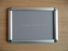 Aluminum Photo Frame Snap Picture Frame A1 A2 A3 A4 B1 B2