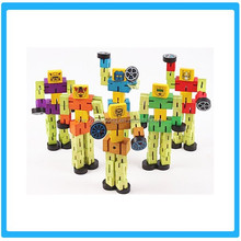 Aco- มิตรdiyโมดูล- สร้างตึกผู้เล่นหุ่นยนต์