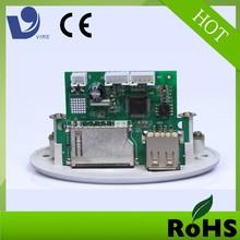 usb mp3 sound decoder circuit