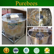 Stainless steel honey extraction equipments reversible 24 frame honey extractor