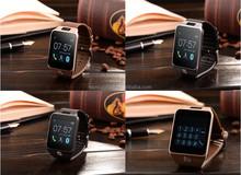 China Manufacturer V8 Smart Watch Mobile Phone, Hottest Smart Bluetooth Watch