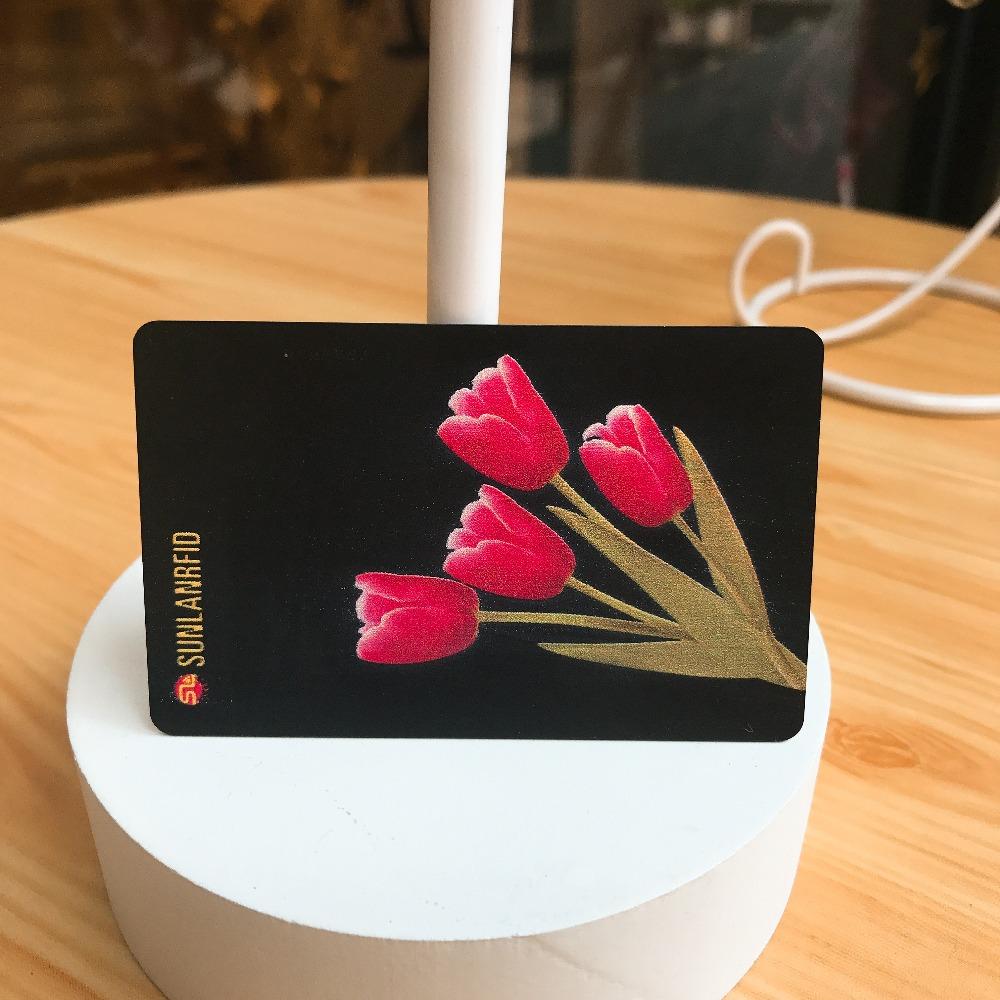 2018 tendances produits carte de crédit taille zéro imprimables pvc carte d'appel prépayée avec échantillon gratuit