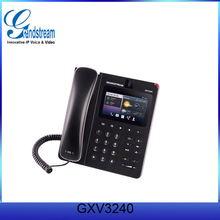 Grandstream HD Android smart video phone GXV3240 wifi SIP Phone