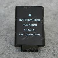 EN-EL14+ wholesale digital camera battery SLR camera battery camera charger battery for Nikon