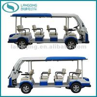 Electric Tourist Coach shuttle mini bus - LQY111B