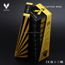 New products clapton wire, clapton coil wire, round clapton wire in China