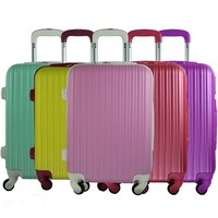 HOT Hard Shell Carry On Aluminum luggage case