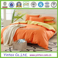 wholesale comforter 4pc hotel bedding set,100% Polyester velvet Bedding Set