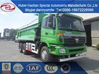 FORLAND 6x4 heavy duty truck dump truck for sale hot sale transport tipper car