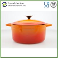 ceramic casseroles dutch oven turkey pot induction stoves instant pot enamel steamer pot