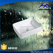 bathroom design china supplier counter wash basin