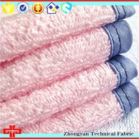 flannel waterpoof fabric for baby crib baby bed