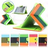 hot selling hybrid wallet flip stand inside tpu case leather tablet cover for ipad mini 1 2 3