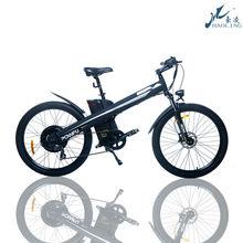 "Seagull,26"" 350w mountain electric bike/350w electric bike chopper"