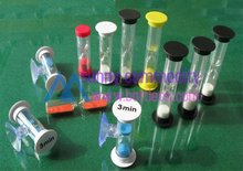 sand clock,1min,5min,2 min,4min,30skid-friendly tooth brushing holder plastic minute sand timer/hourglass