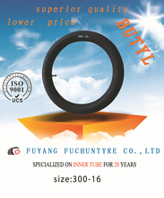 2.50-17 inner tube for motorcycle tyre