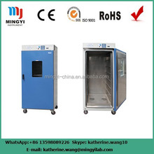 Big volume hot air circulation drying oven