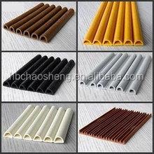 protective rubber edge door seals