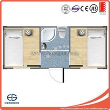 Well designed 20gp Insulated Standard Container House
