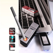 Fast delivery cigarette lighter usb flash drive with stock