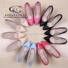 2015 wholesale china women shoe high heel with competitive price classic pumps ebay china website