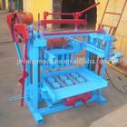 Pequeno bloco que faz a máquina preço QTJ4-45 / cimento máquina de fazer tijolo manual